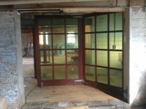 """De """" nieuwe""""  tweedehands deuren_ sodafabriek"""