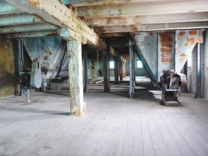 Bunkers 2e verdieping Coerland SodaFabriek