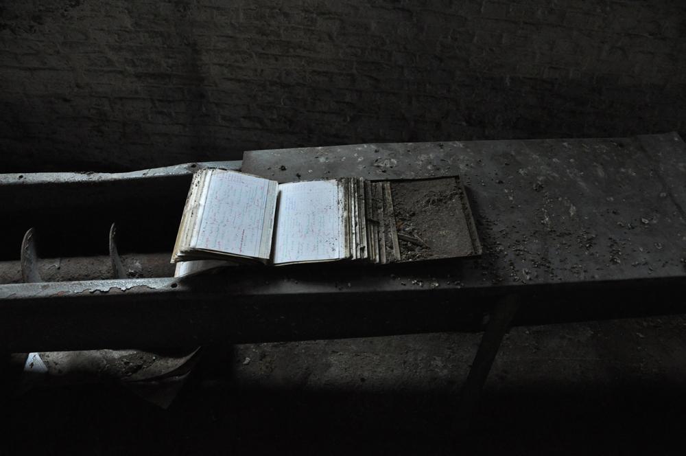 archiefdocumenten sodafabriek - fotograaf: Bas van Rijthoven