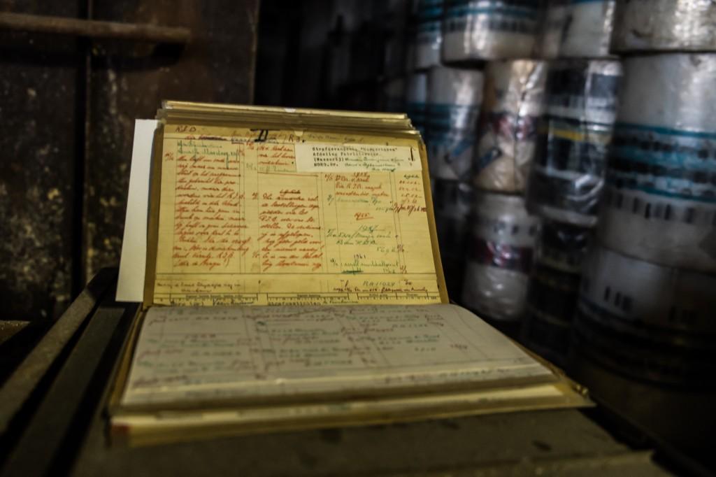 archief stukken sodafabriek