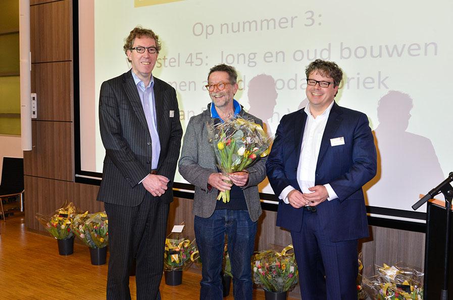 Schiedams Doen - winnaar SodaFabriek